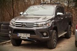 Płyta montażowa wyciągarki Toyota Hilux Revo 2016-