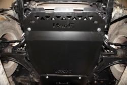 Osłona podwozia przednia stalowa Suzuki Grand Vitara II