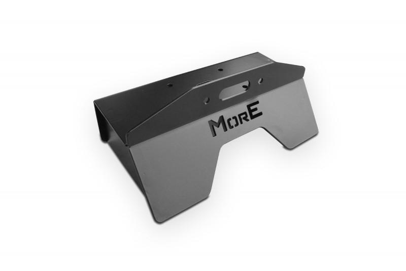 Płyta Montażowa Wyciągarki mini pod roletę na pakę