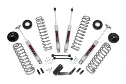 "3,25"" Rough Country Lift Kit - Wrangler JK 4 drzwi"