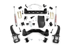 "4"" Rough Country Lift Kit - Ford F150 4WD 04-08"