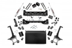 "4"" Rough Country Lift Kit Zawieszenia - Toyota..."