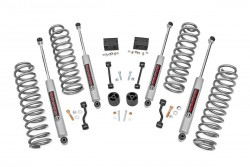 "Lift Kit Zawieszenia 2.5"" Rough Country - Jeep..."