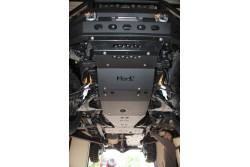 Stalowa osłona podwozia, skrzyni biegów - Toyota Land Cruiser 120