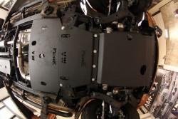 Aluminiowa osłona podwozia, skrzyni biegów - Volkswagen Amarok 2016-