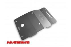 Aluminiowa osłona przednia/mostu/silnika - Toyota...