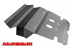 Aluminiowa osłona przednia/drążków - Toyota Hilux...