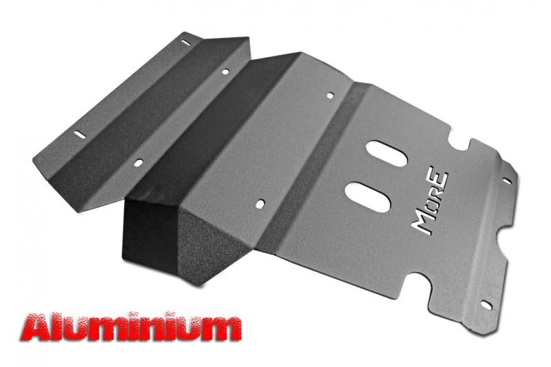 Aluminiowa osłona przednia/drążków - Toyota Hilux Vigo 2005-2015