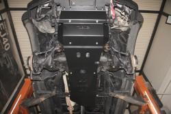 Stalowa przednia osłona podwozia, silnika - Toyota Hilux Vigo 2005-2015