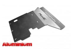 Aluminiowa osłona przednia / silnika - Nissan...