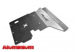 Aluminiowa osłona przednia/miski olejowej -...