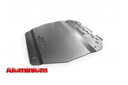 Aluminiowa osłona podwozia, przednia - Suzuki Grand Vitara II
