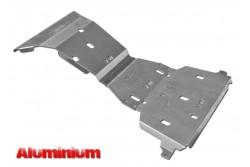 Zestaw aluminiowych osłon podwozia MorE 4x4 - Volkswagen Amarok 16+