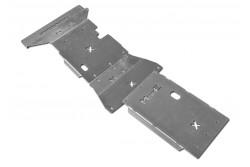 Zestaw stalowych osłon podwozia MorE 4x4 - Mercedes...