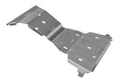 Zestaw stalowych osłon podwozia MorE 4x4 -...