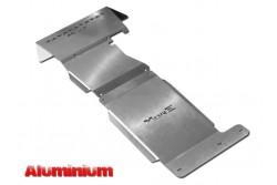 Zestaw aluminiowych osłon podwozia MorE 4x4 - Ford...