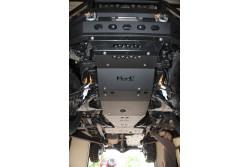 Zestaw stalowych osłon podwozia MorE 4x4 - Toyota Land Cruiser J120