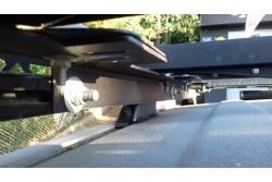 Bagażnik Dachowy Toyota Land Cruiser J120 z relingami - More4x4