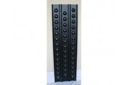 Trapy aluminiowe długie 152cm - para