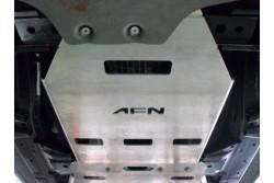 Osłona skrzyni AFN aluminiowa Ford Ranger T6