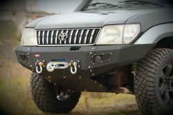 Zderzak przedni stalowy Toyota Land Cruiser J90 /...