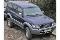 Płyta Montażowa Wyciągarki Toyota Land Cruiser J90