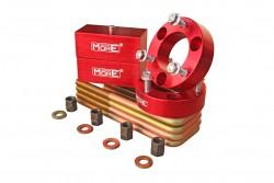 """Lift zawieszenia 2 cale - Nissan Navara D40 05-14 - Lift kit 2"""" MorE 4x4"""