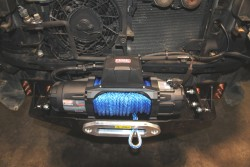 Płyta montażowa wyciągarki - Toyota Land Cruiser J120