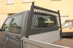 Roll Bar, Osłona kabiny, Kratownica - Volkswagen Transporter T5, T6, T6.1 - MorE 4x4