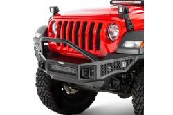 Zderzak przedni stalowy Rockline Full Width z Bullbarem Go Rhino - Jeep Gladiator JT