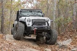 Zderzak przedni stalowy Rough Country - Jeep Gladiator JT