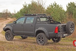 Pick-up Roll Bar / Sport Bar / Styling Bar - MorE 4x4 - Uniwersalny
