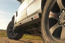 Progi skrzynkowe Toyota Land Cruiser 120 Long