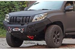 Zderzak przedni stalowy MorE 4x4 do Toyota Land...