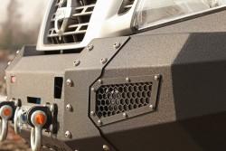 Zderzak przedni stalowy More 4x4 Nissan Navara NP300, D23