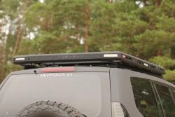Bagażnik Dachowy Toyota Land Cruiser J120 bez relingów - More4x4