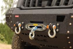 Zderzak przedni stalowy Toyota Land Cruiser J120 More 4x4