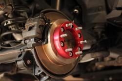 Dystans koła 6x139,7x35mm 12x1.5 Toyota, Mitsubishi, Opel, Isuzu