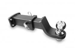 Mocowanie haka holowniczego z adapterem - typ USA