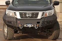 Zderzak przedni stalowy More 4x4 Nissan Navara...