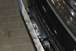 Mocowanie tablicy rejestracyjnej pod ślizg wyciągarki - MorE 4x4