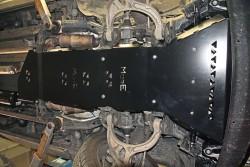 Zestaw stalowych osłon podwozia MorE 4x4 - Dodge RAM 1500 2019+
