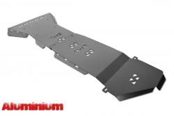 Zestaw aluminiowych osłon podwozia MorE 4x4 - Dodge RAM 1500 2019+