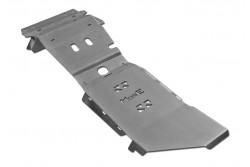 Zestaw stalowych osłon podwozia MorE 4x4 - Toyota Hilux Vigo 05-15 automat