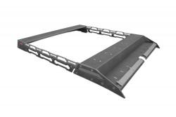Bagażnik Dachowy Toyota Hilux REVO 2020+, skrzynkowy - More4x4