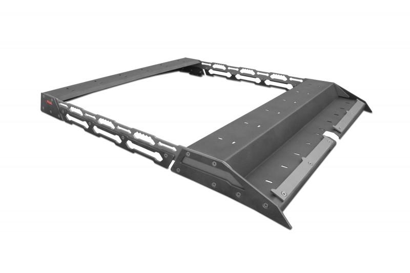 Bagażnik Dachowy Toyota Hilux REVO, skrzynkowy - More4x4