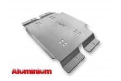Aluminiowa osłona podwozia, reduktora - Toyota Hilux REVO
