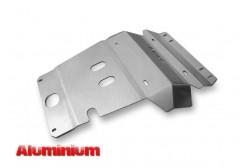 Aluminiowa przednia osłona podwozia, silnika - Toyota Hilux REVO