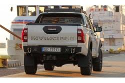 Zderzak tylny stalowy Toyota Hilux REVO - MorE 4x4