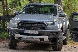 Płyta Montażowa Wyciągarki Ford Ranger RAPTOR 2019+